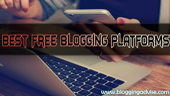 best free blogging platforms